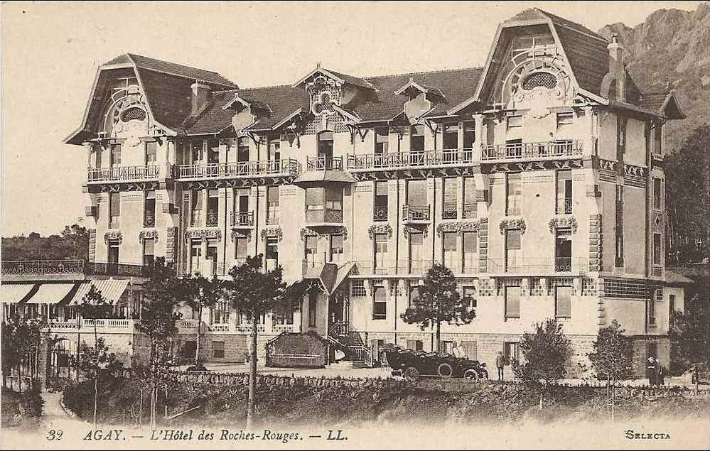 Le Relais dAgay  Hôtel à SaintRaphaël face à la mer