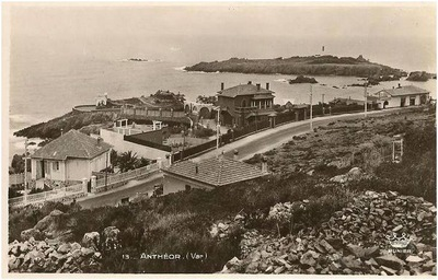 Anth 233 Or Photos Anciennes D Antheor Cartes Postales