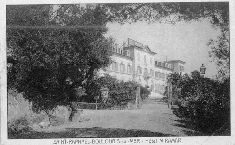 Hotel Miramar St Raphael