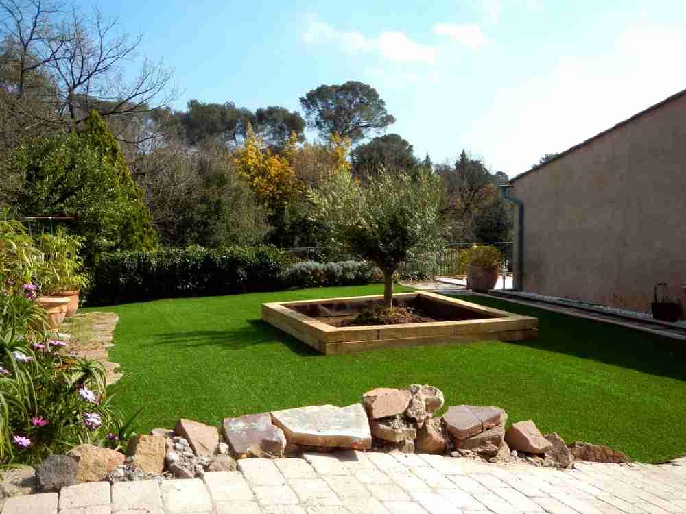 Location villa 8 personnes piscine fr jus var for Le jardin 3 minutes sur mer