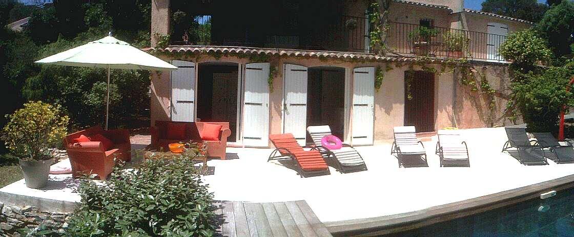 Location Maison 8 Personnes Avec Piscine Fréjus Var