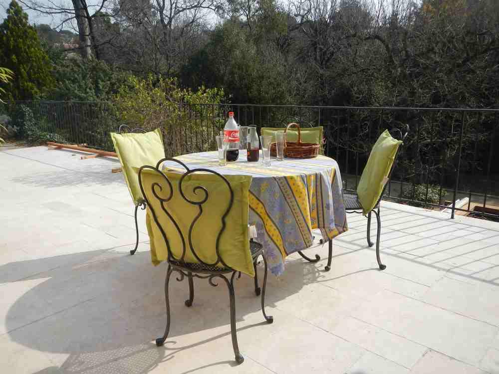 Villa vacances var avec piscine saint rapha l 83 for La table saint raphael