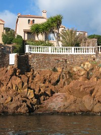 Holiday Home waterfront agay St raphael France